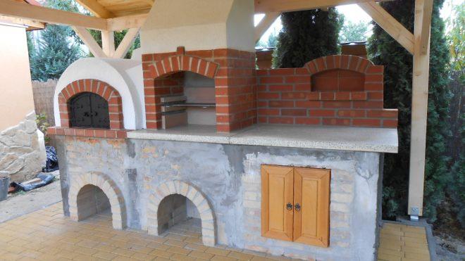 Kemence és grillező készítés Dunaújvárosban